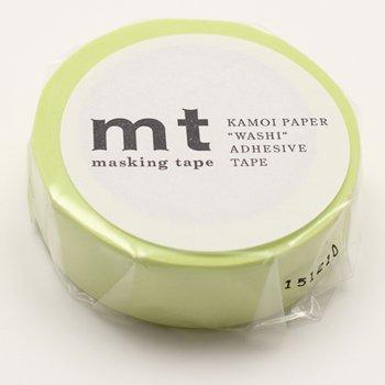 MT masking tape pastel lime