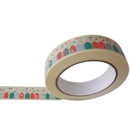 Engel Huisjes tape eco papier