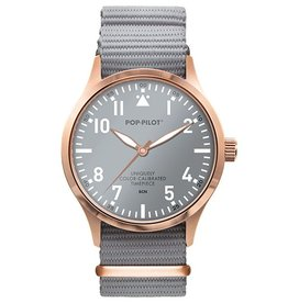 Pop Pilot Horloge seaside blossom gray