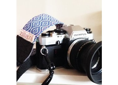 camera draagbanden