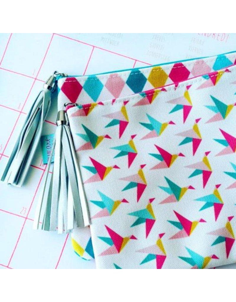 Etui Lilidoll origami vogel
