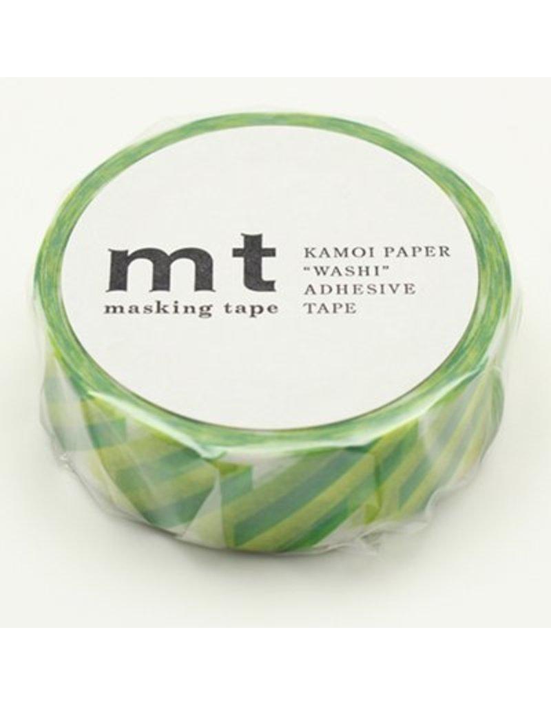 MT masking tape crystal green