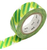 MT masking tape crystal green