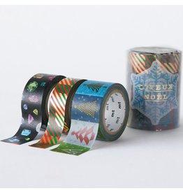 MT  MT masking tape Kerstset