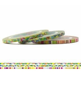 MT  MT masking tape slim set pop 3 mm