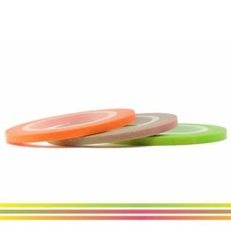MT  MT masking tape slim set neon gradation 3 mm