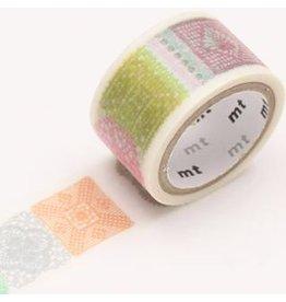 MT  MT masking tape fab crochet