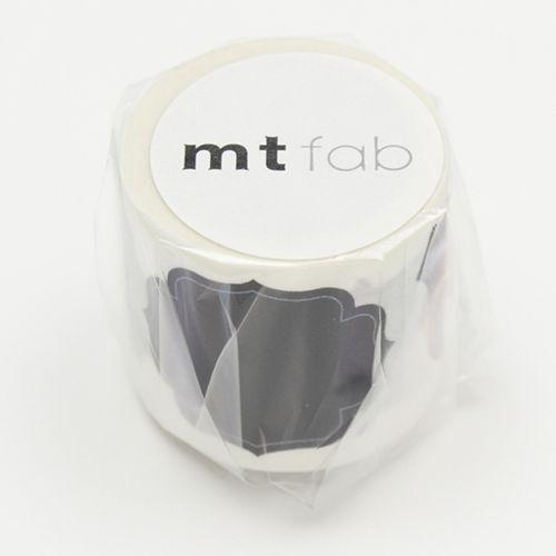 MT masking tape fab krijtbord label