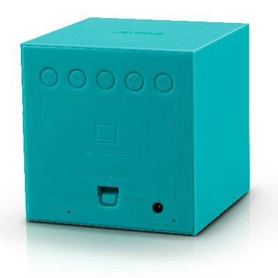 Click Clock cube gravity green