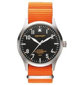 Pop Pilot Horloge Pop Pilot classic orange