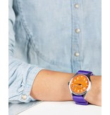 Horloge Pop Pilot holiday purple