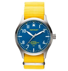 Pop Pilot Horloge Pop Pilot holiday lemon