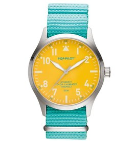 Pop Pilot Horloge Pop Pilot holiday sea green