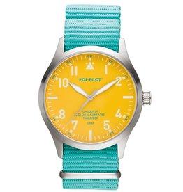 Pop Pilot Horloge Pop Pilot holiday sea green