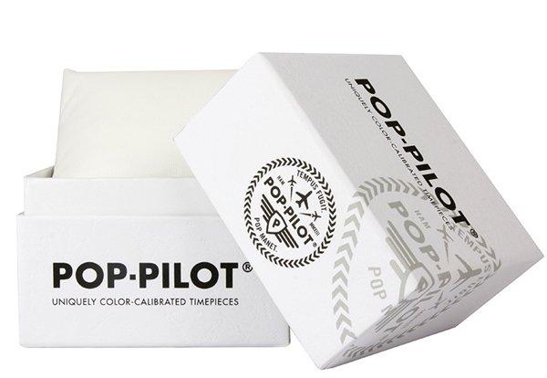 Horloge Pop Pilot jungle pineapple