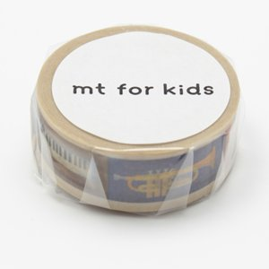 MT masking kids instrument