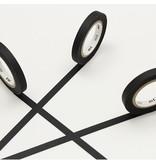 MT masking tape slim set zwart 6 mm