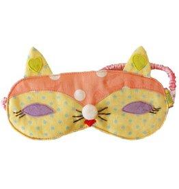 Slaapmasker fox pink