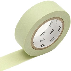 MT masking tape pastel olive
