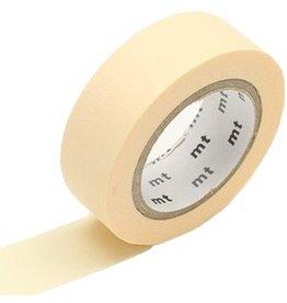 MT  MT masking tape pastel ecru