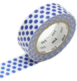 MT  MT masking tape dot night blue
