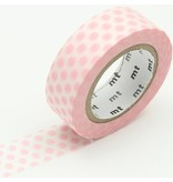 MT masking tape dot strawberry milk