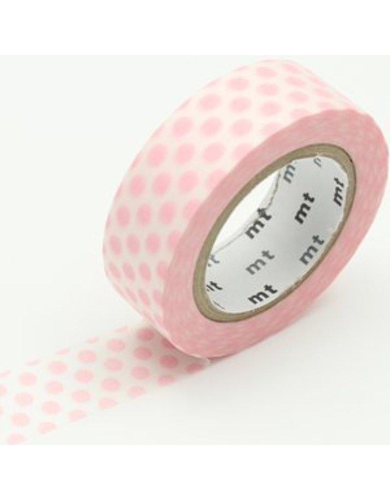 MT masking tape dot strawberry milk