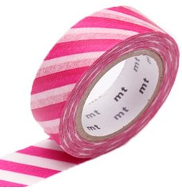 MT  MT masking tape stripe magenta