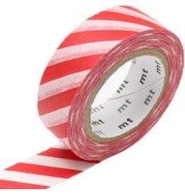 MT  MT masking tape stripe red