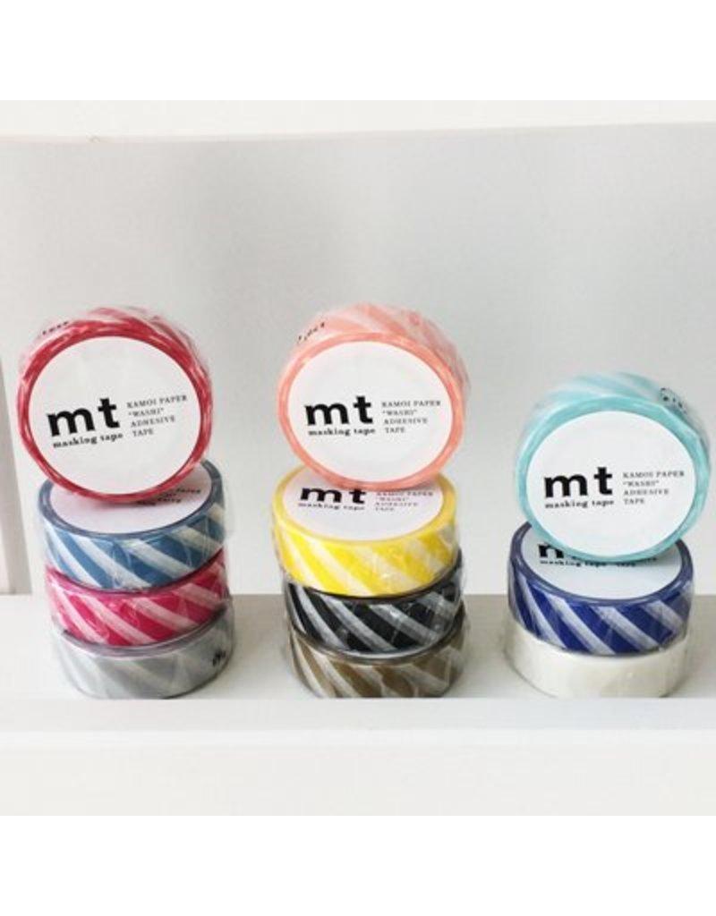 MT masking tape stripe gold 2