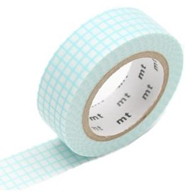 MT  MT masking tape hougan mint blue