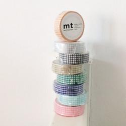 MT masking tape hougan mint blue