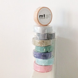 MT masking tape hougan blueberry