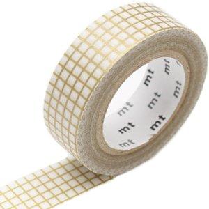 MT masking tape hougan gold