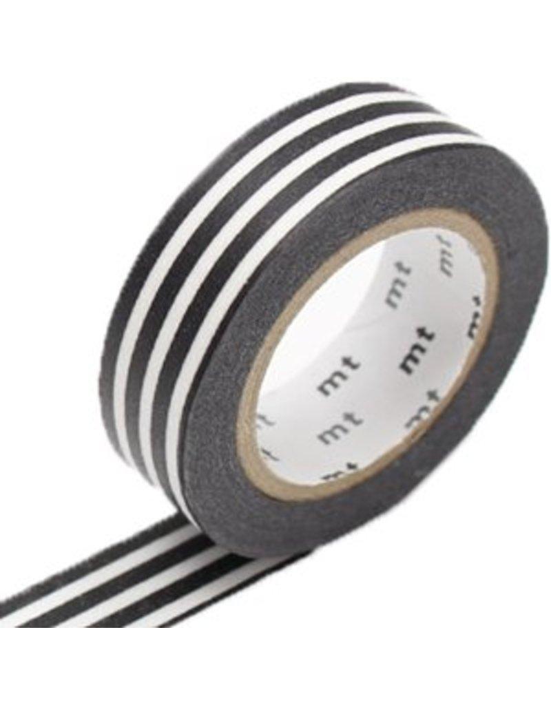 MT masking tape border black