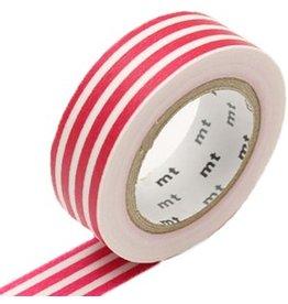 MT  MT masking tape border framboise