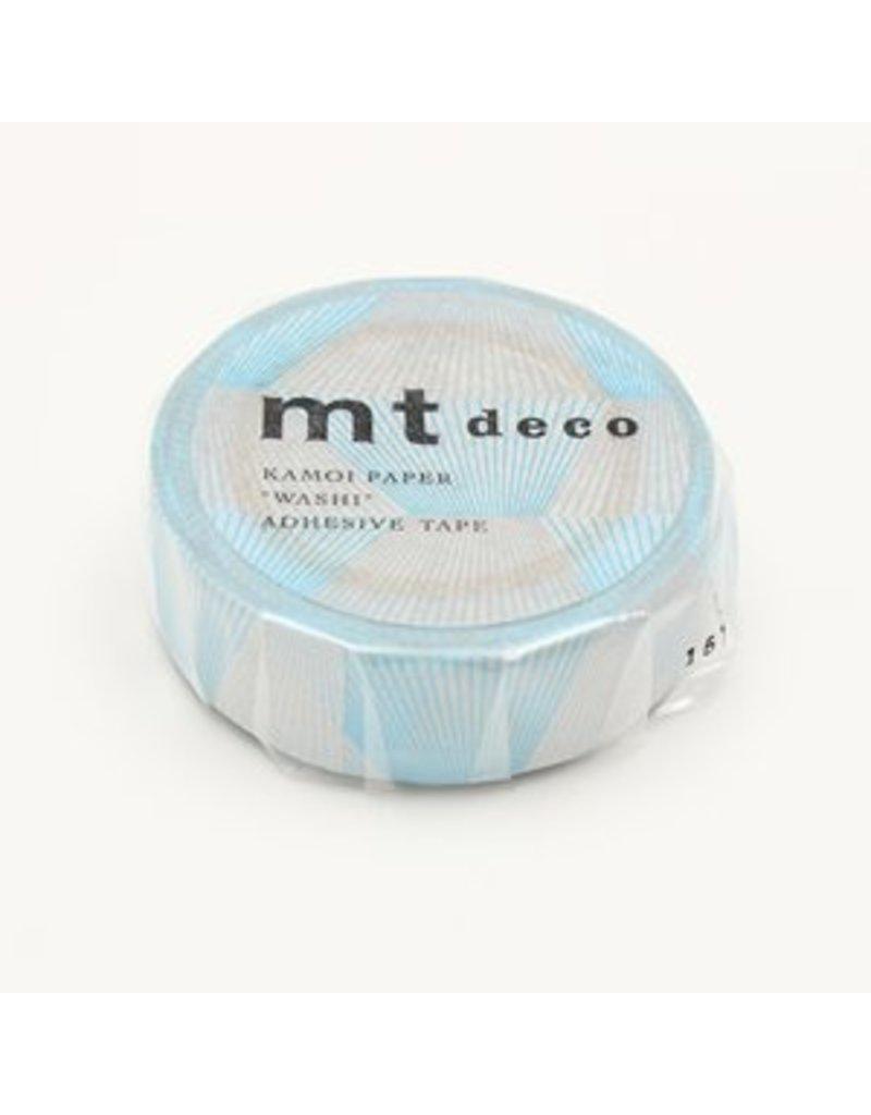 MT masking tape line gradation silver