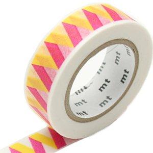 MT masking tape rickrack yellow