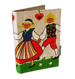 Huisteil creaties Paspoorthoesje folklore