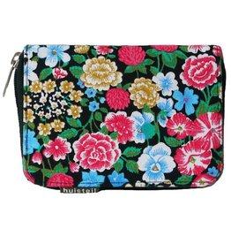 Huisteil creaties Practical purse Huisteil rose garden