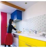 MT casa tegel triangle pattern