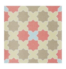 MT  MT casa tile sheet star
