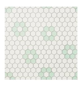 MT  MT casa tile sheet hexagon