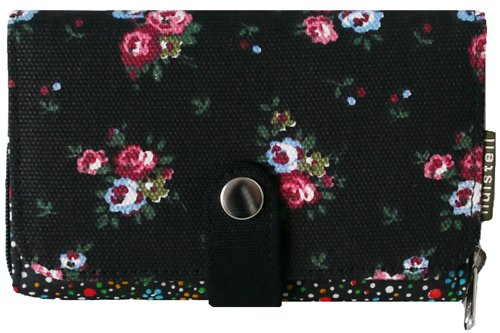 Double printed beurs Huisteil Black rose