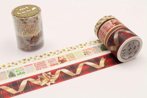 MT masking tape Kerstset A