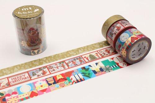 MT masking tape Kerstset C
