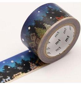 MT  MT masking tape Kerst bosverlichting