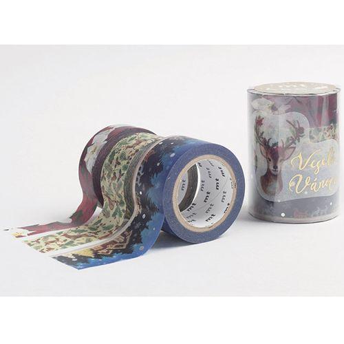 MT masking tape Kerst bosverlichting