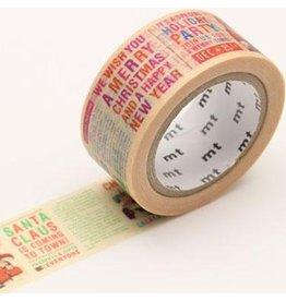 MT  MT masking tape Christmas news