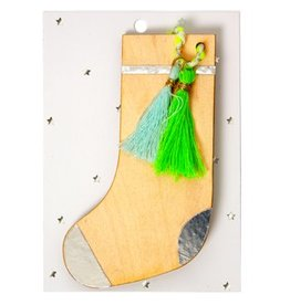 Kersthanger stocking
